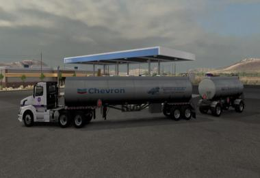 Ownable SCS Fuel Tanker v1.0 by DNA Transport 1.36.x