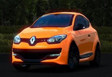 [ATS] Renault Megane 3 RS v1.0 1.36.x