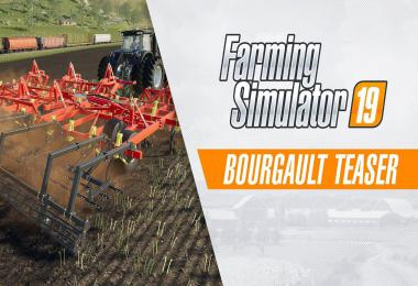 Bourgault Announcement v1.0