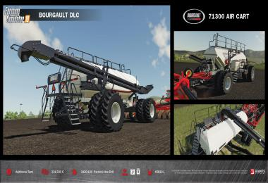 Bourgault DLC (Download Only) v1.0