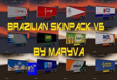 Brazilian Skinpack v6.0