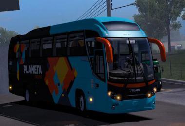 Bus MERCEDES-BENZ MASCARELLO ROMA R8 v1.1