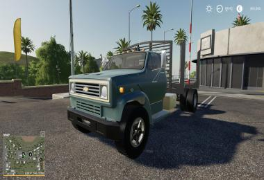 Chevy C70 Log Truck v1.0.0.0