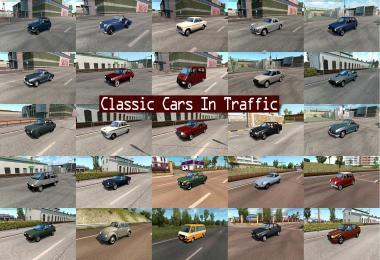 Classic Cars Traffic Pack by TrafficManiac v4.3