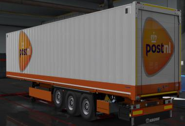 Courier Companies skins for Krone Dryliner 1.36.x