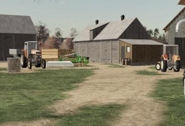 Cows Barn Old v1.0.0.1