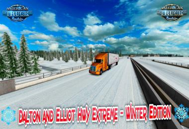 Dalton and Elliot Extreme - Winter Edition 1.36.x