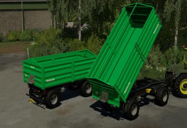 [FBM team] Reisch RD 130 u. RD 150 / RD 150 A 3-way tipper v1.0.0.0