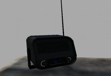 Fender Radio prefab V1