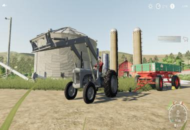 Ferguson Tea20 diesel and loader v1.0