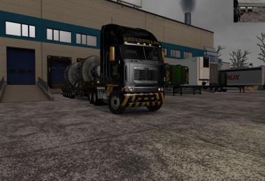 Freightliner Argosy v2.5 ETS2 1.36