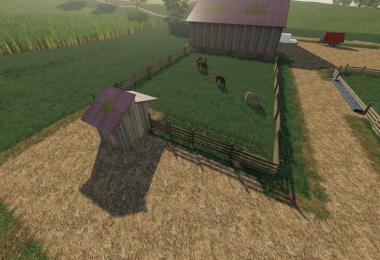 FS09 Horse Husbandry v1.0.0.0