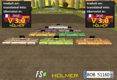 Pack Cutter Holmer By BOB51160 v3.0