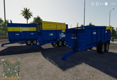 FS19 Kane trailers edit v1.0