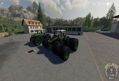 FS19 Eagle355th Beast Vario 1000 v1.0