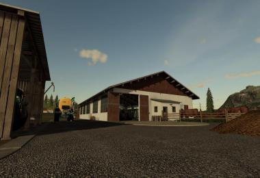 German Cow Barn v1.0.0.0