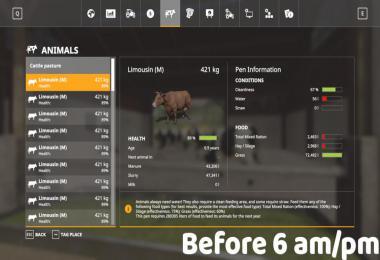 GlobalCompany Addon - Realistic Milking Time v1.0.0.0