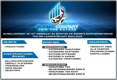 GlobalCompany v1.3.0.0