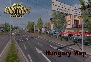 HUNGARY MAP v0.9.28b