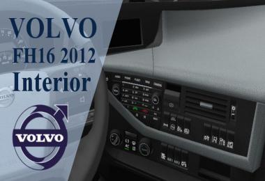 Interior for Volvo FH 2012 v1.0