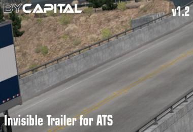 Invisible Trailer for ATS ByCapital v1.2