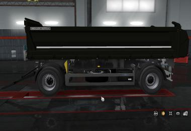 Kipper trailer own 1.35-1.36