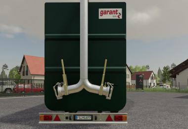 Kotte Garant FRC with licenseplate and hoses v1.0