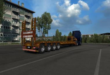 MACHINE LOADER TRAILER 1.35 AND 1.36