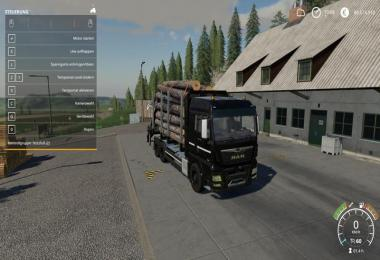 MAN Forst LKW MP v1.1.0.0