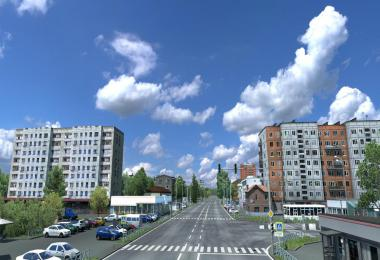 Map of Novosibirsk Region v2.0 1.36