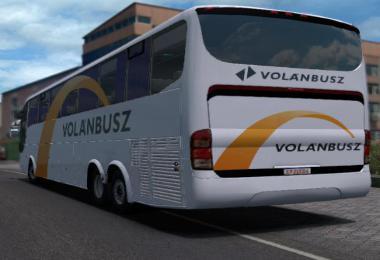 Marcopolo G6 Volanbusz 1.35-1.36