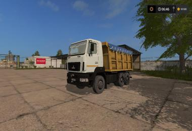 MAZ 5515 v2.0