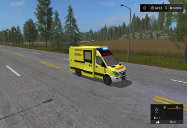 Mercedes Sprinter NAW v1.0.0.0