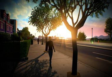 More people on the ATS streets v1.2 1.36