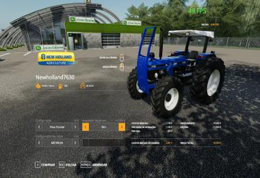 New HOLLAND 7630 v1.0.0.1