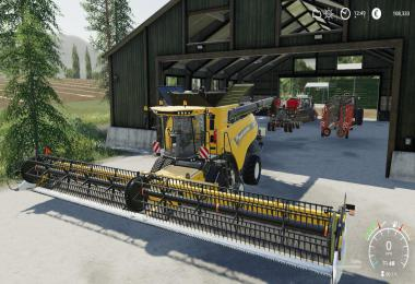 New Holland CR1090 Revelation Dual Crawler By Stevie