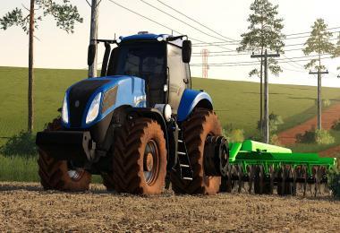 New Holland T8 BR ATT v1.0.0.0