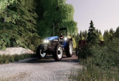 New HOLLAND TS90 v2.1.0.0