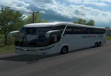 NEW Marcopolo G7 National Express 1.35-1.36