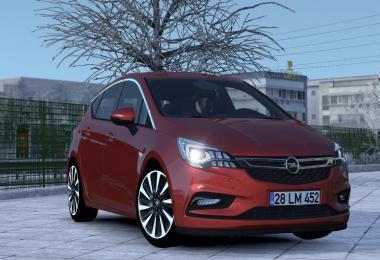 Opel Astra K V1R1 1.36.x
