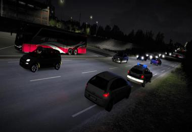 Realistic Headlight Beam Pattern v3.0