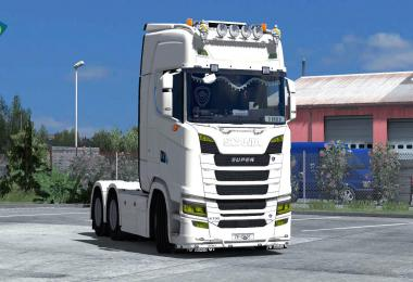 REMOLED Scania NEXT GEN v1.9