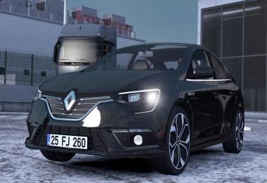 Renault Megane IV V1R20 1.36