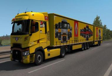 Renault T RS Combo v1.0 1.36.x