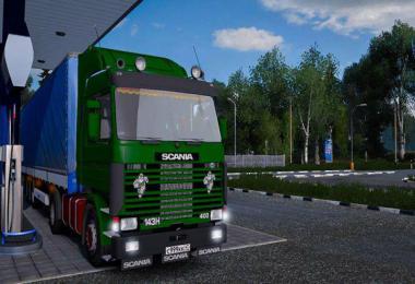 Scania 3 Series v1.1