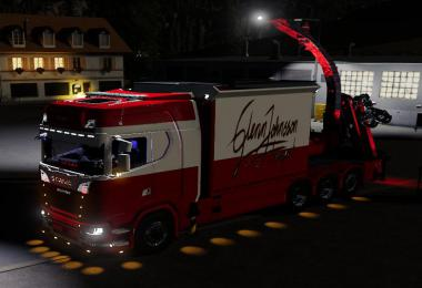 Scania Johnsson Bruks v1.0