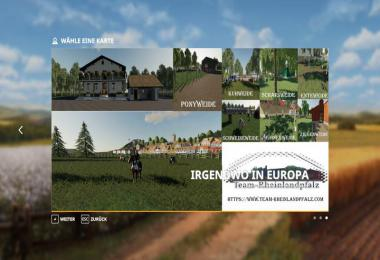 Somewhere in Europe 4x Map v1.1.0.0
