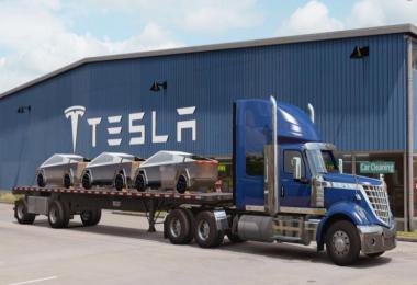 Tesla Trucks Cargo v1.0