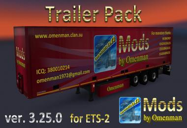 Trailer Pack by Omenman v3.25.0