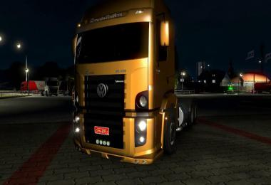 Truck volkswagen constellation v3.8